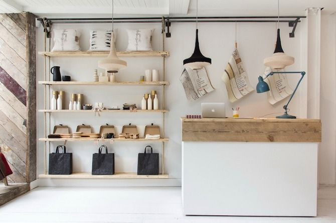 Folklore is a minimalist design store located in London, England, and curated by Danielle Reid. The store is a brilliantly curated selection of furniture, lighting, art and lifestyle goods. All products stocked by Folklore are either completely recyclable, or made in an environmentally mindful way. (7)