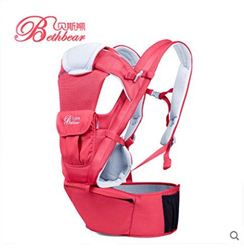 Bass Bear Seasons versatile breathable baby sling baby backpack waist board benches * CHECK OUT ADDITIONAL INFO @: http://www.best-outdoorgear.com/bass-bear-seasons-versatile-breathable-baby-sling-baby-backpack-waist-board-benches-2/