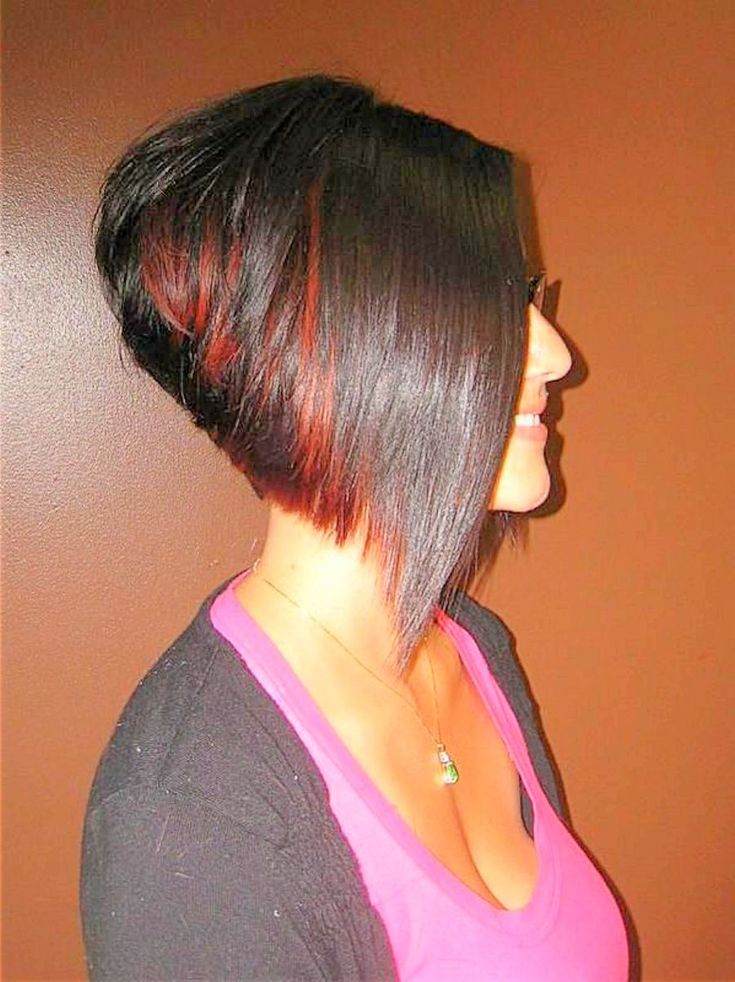 stacked bob short ideas