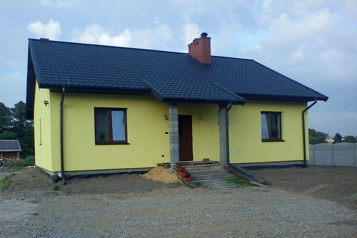 Projekt domu Szpak
