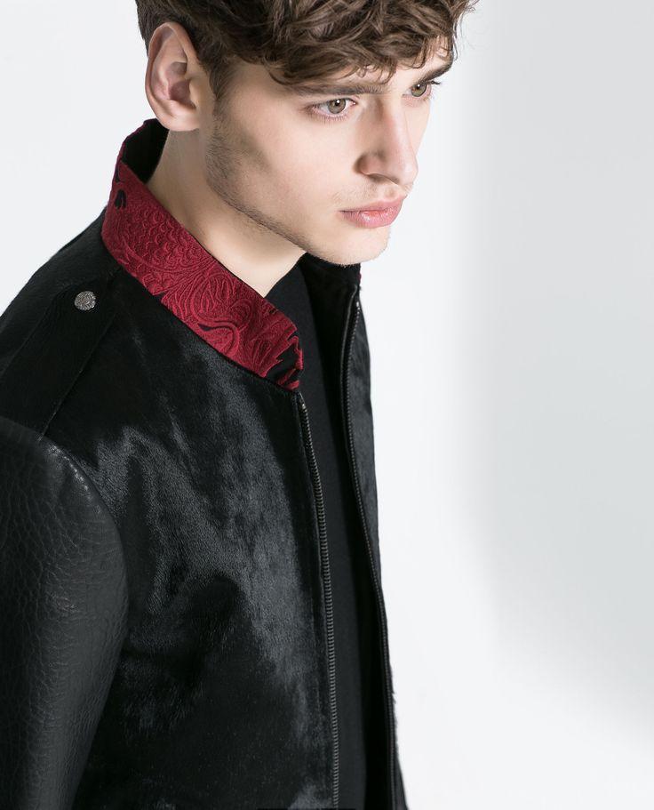 Zara jacken herren 2015