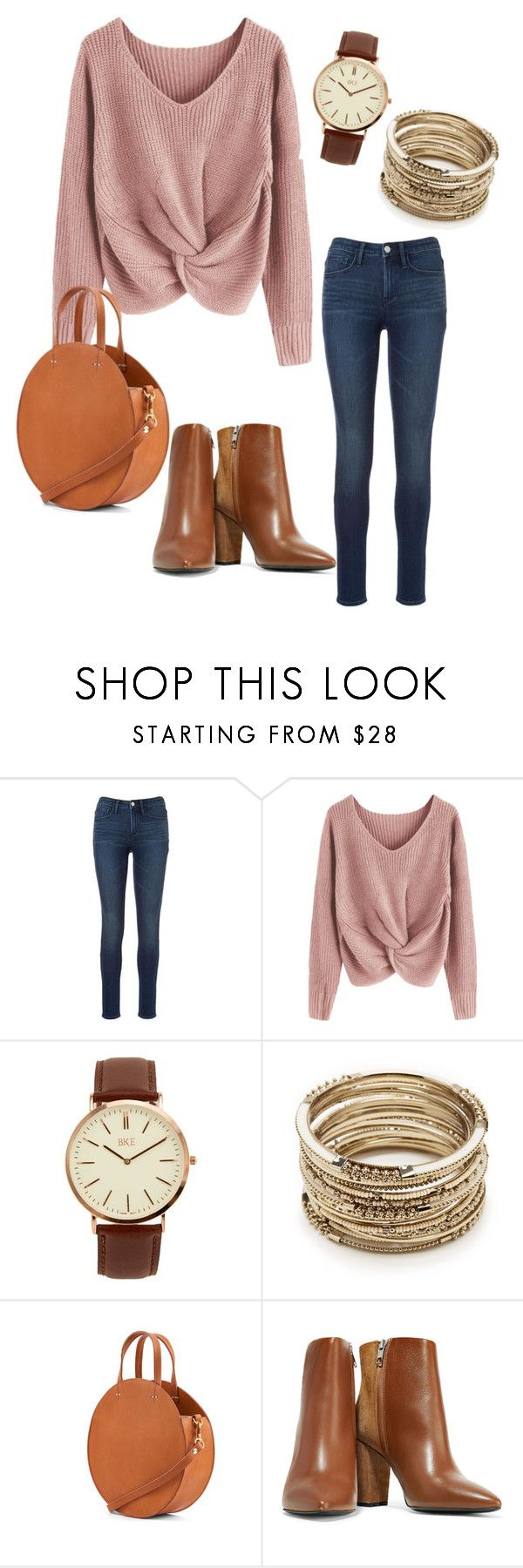 Casual everyday look by theodora-kontiza on Polyvore featuring IRO, Sole  Society and BKE