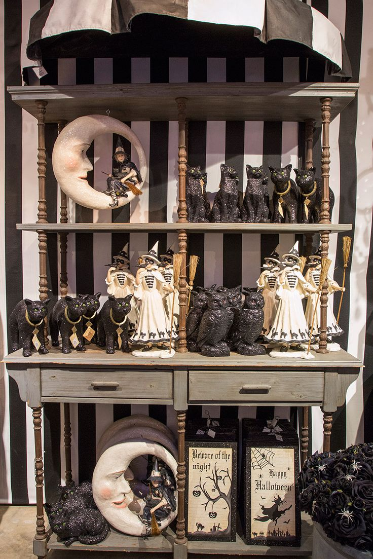 Halloween Boutique 2015 | 'Something Wicked This Way Comes' Surrounded by unseen forces, a mysterious traveling carnival has pulled into town. Tent doors flap amidst the dry, swirling …