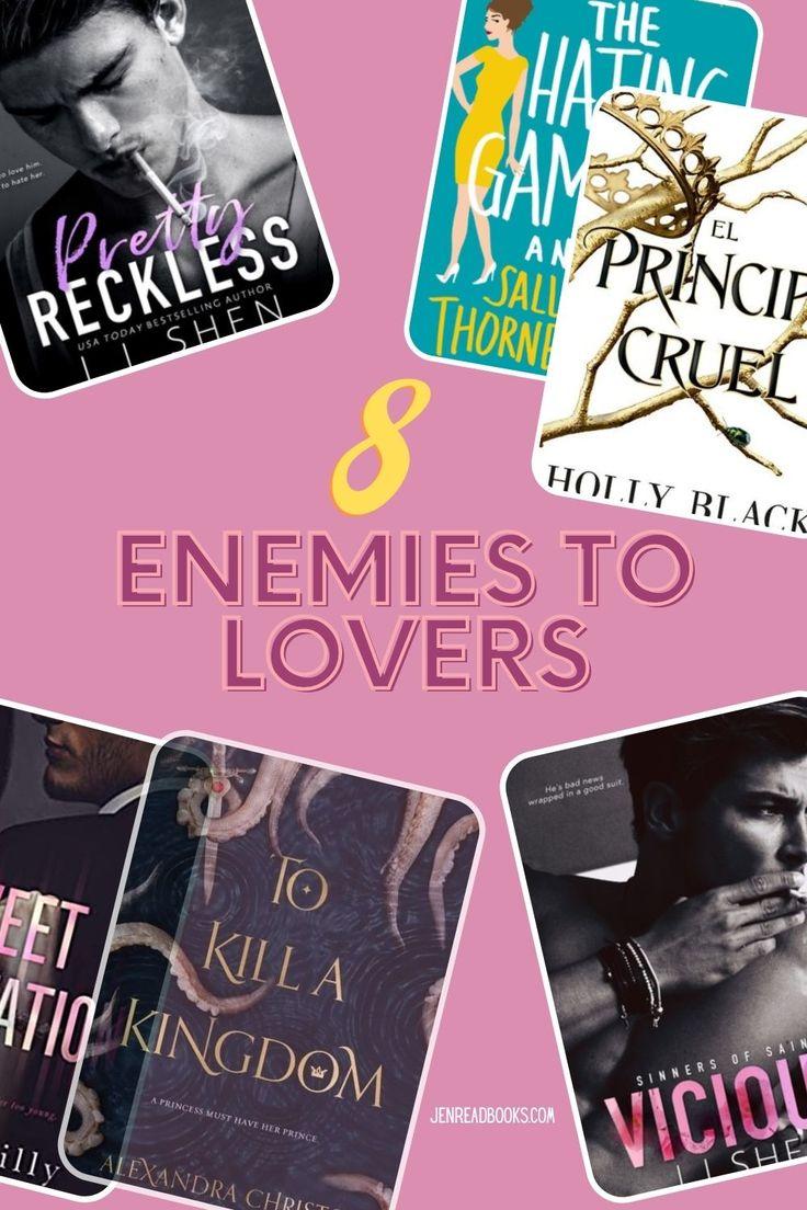 Los 8 Mejores Libros De Enemies To Lovers En 2021 Libros Pretty Reckless Sentimientos