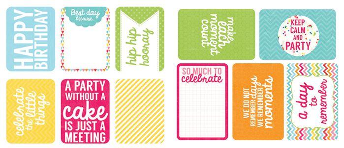 Sprinkles Captured Moments Cards | CM320 & CM120