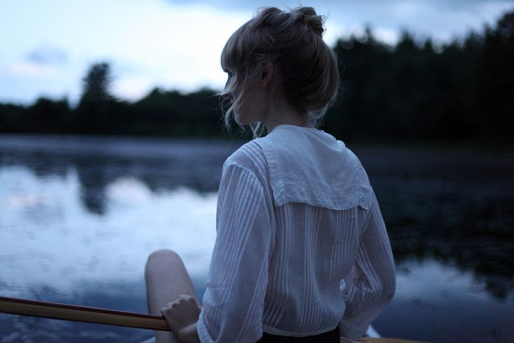 good light too: Lawrence, Vintage Sailors, Lakes, Hair Locks, Blueberries Toe, Sailors Blouses, Pretty Tops, Summer Night, Photo