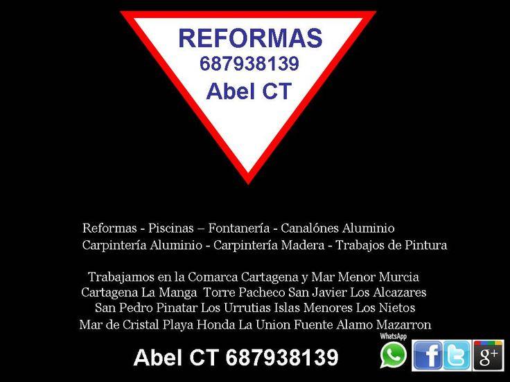 50 best reformas en cartagena 687938139 images on - Reformas en cartagena ...
