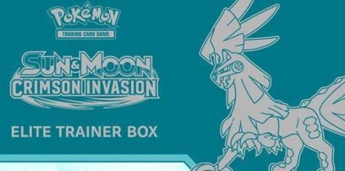 Pok mon Sealed Booster Packs 4301: Pokemon Sun And Moon Crimson Invasion Elite Trainer Box Pre-Order -> BUY IT NOW ONLY: $37.99 on eBay!