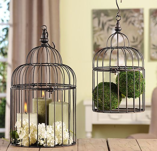 17 meilleures id es propos de d coration de cage oiseaux sur pinterest d cor de cage. Black Bedroom Furniture Sets. Home Design Ideas