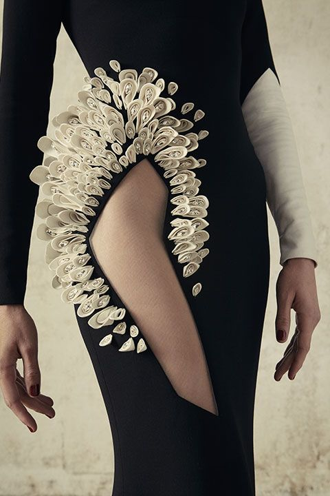 Winter Vogue: – Stephane Rolland