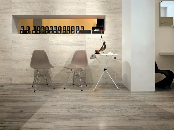 Beautiful timber-look tile planks from Signorino.