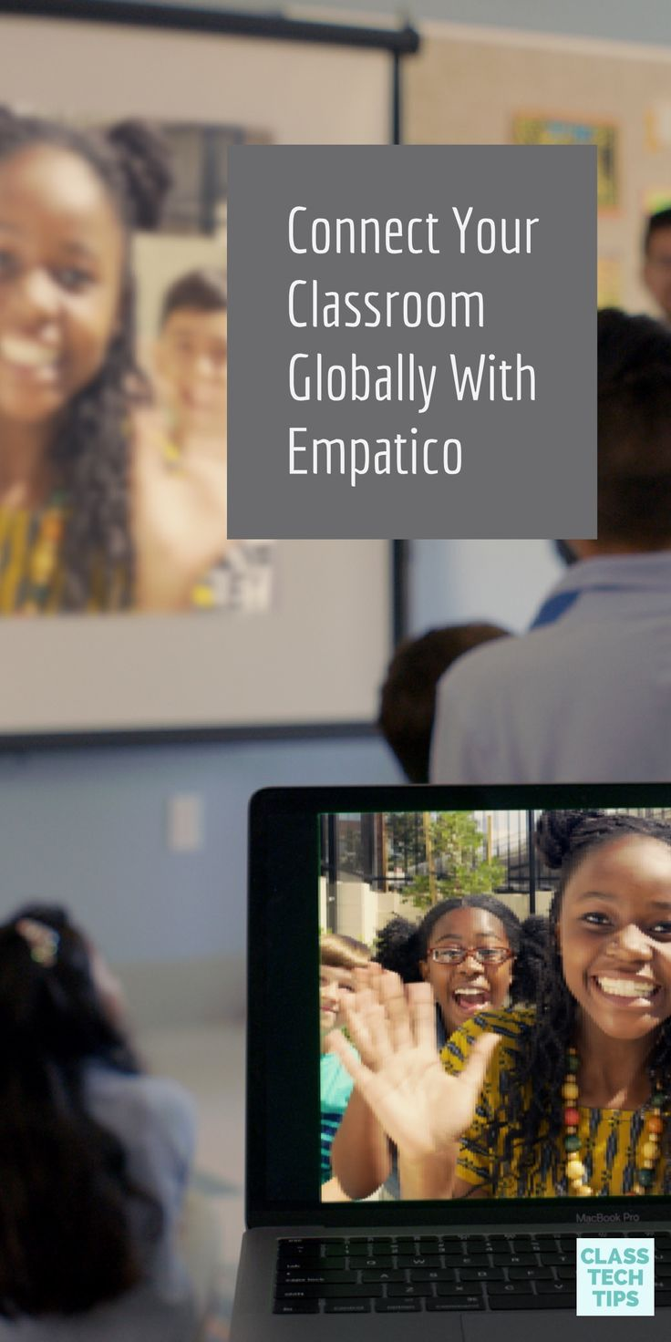 As a teacher have you wanted your students to be a part of a student exchange program? Empatico will give them the experience of visiting a different country, learning and understanding their culture and knowing their social contribution in our world. Teachers around the world will be able to connect their classrooms and interact with each other using video conferencing to give their students a virtual tour. Click here to know more.  #Sponsored #exchangeprograms  #edtech