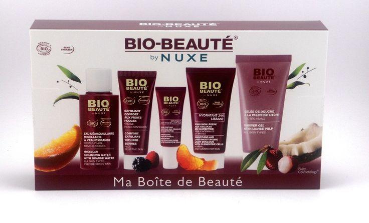 Nuxe Bio Coffret Beauté - Pharmacie Lafayette - Peaux sèches & irritées