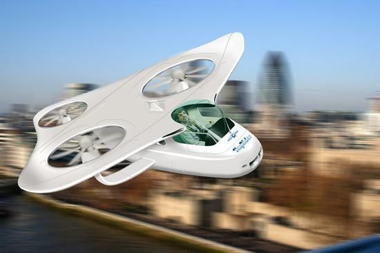 Zouden er vliegende auto's komen in 2030? Of gaan we een stapje terug?