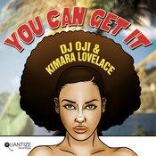 DJ Oji and Kimara Lovelace - You Can Get It - Quantize Recordings