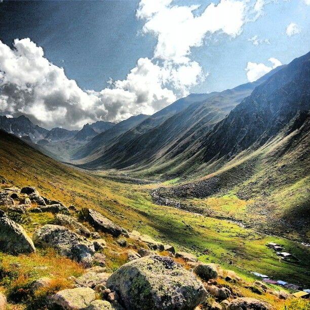 Kackar Mountains, BlackSea, Turkey