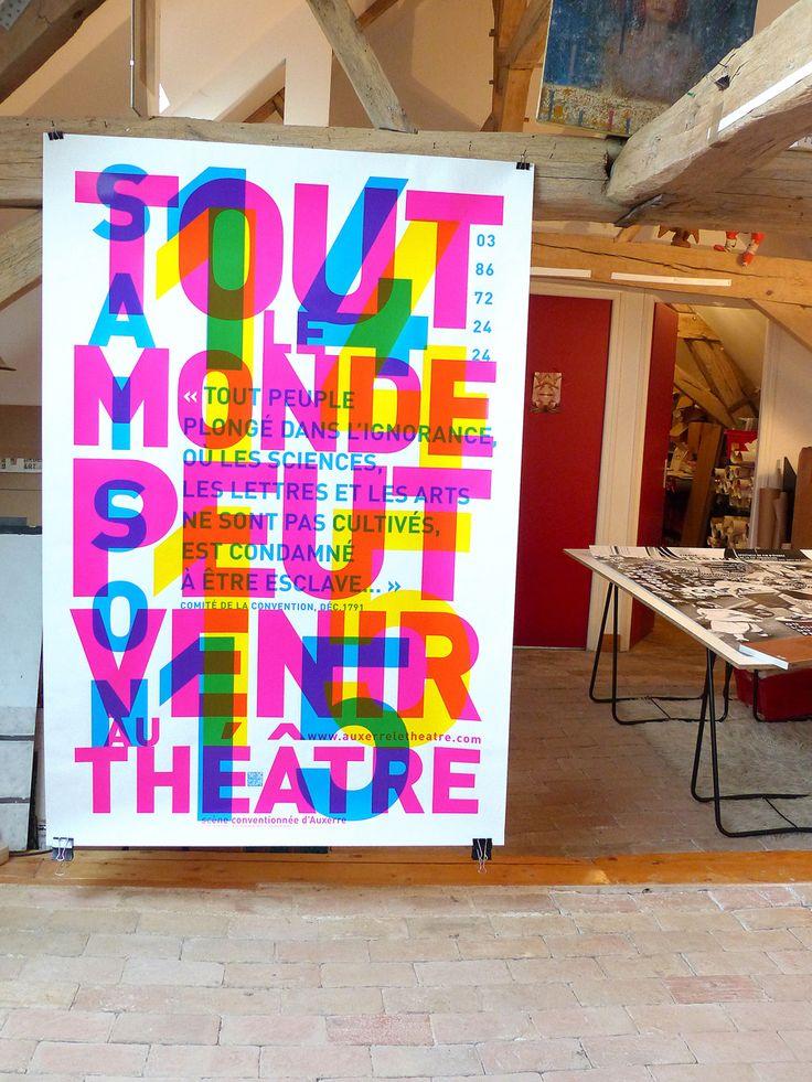 Théatre Auxerre 2014 - Vincent Perrottet