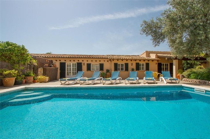 A real rural experience with everything you need in Pollenca, Mallorca
