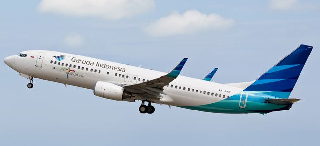 Garuda Indonesia introduces flights from London