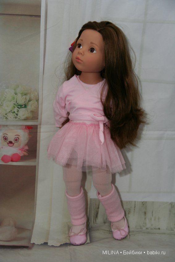 Софи балеринка от Готц / Куклы Gotz - коллекционные и игровые Готц / Бэйбики. Куклы фото. Одежда для кукол