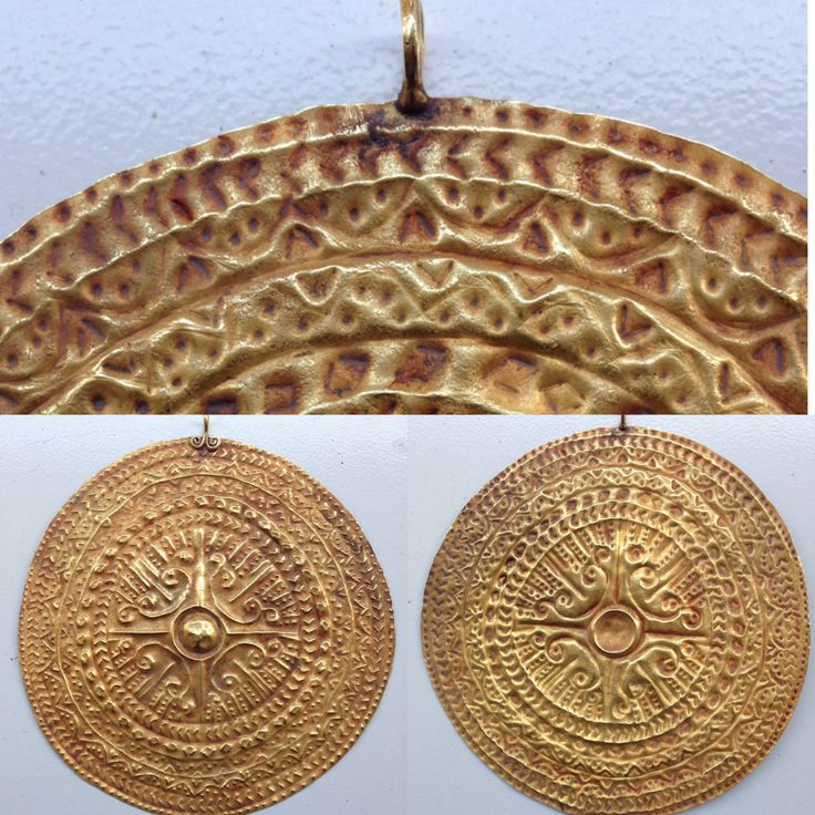 Old gold from sumba....