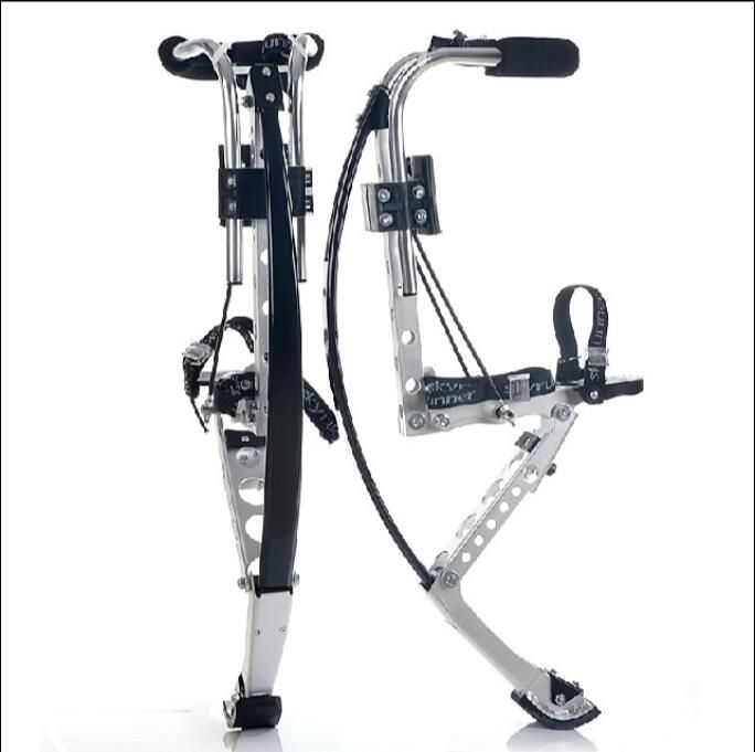 High quality!Bounce shoes adult jumping stilts like kangaroo Flybar Air Trekkers Jumping steppers