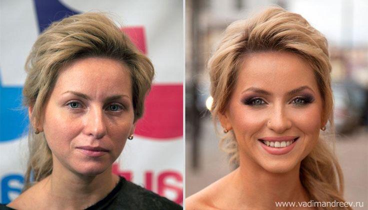 La Increíble Transformación De Estas Mujeres A Través Del Maquillaje