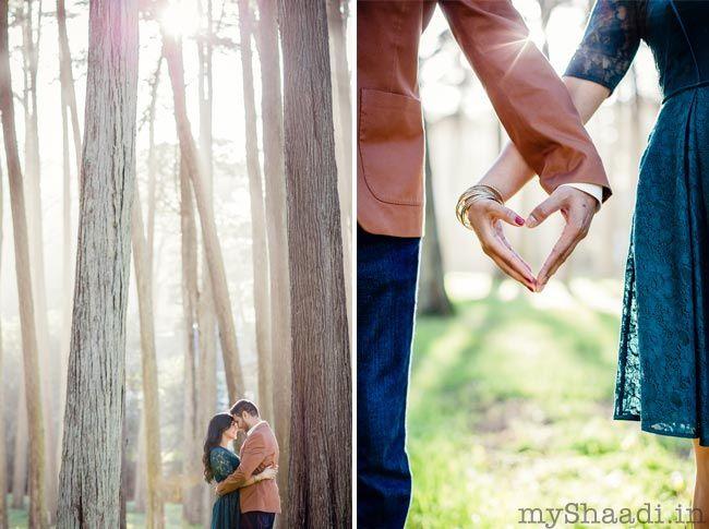 Sunny & Vaneet's Pre Wedding Shoot in San Francisco| Myshaadi.in #wedding #photography #photographer #india#candid wedding photography