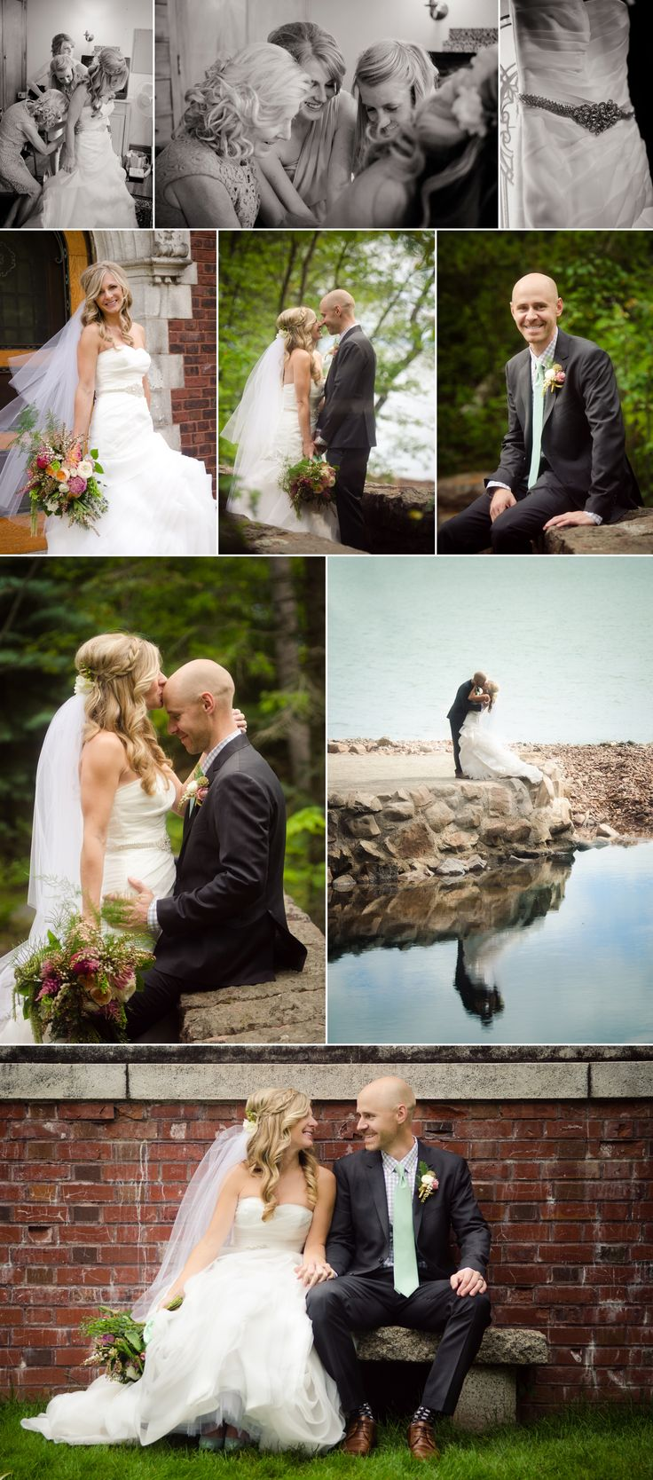 Angela Kissell Photography, Glensheen Mansion Wedding, Duluth Wedding on Lake Superior, Fall Lake Superior Wedding, Fall Duluth Wedding