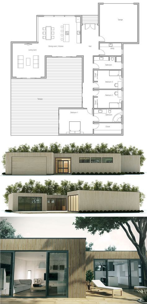 475 best Plan images on Pinterest Floor plans, House template and