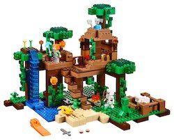 LEGO Minecraft The Jungle Tree House (21125)