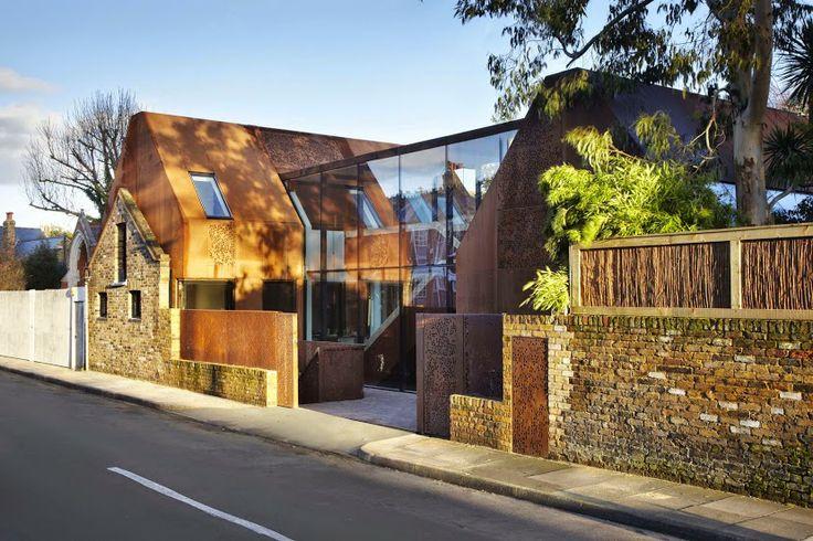 DecoArt24.pl - Kew House in London / designed by Piercy&Company