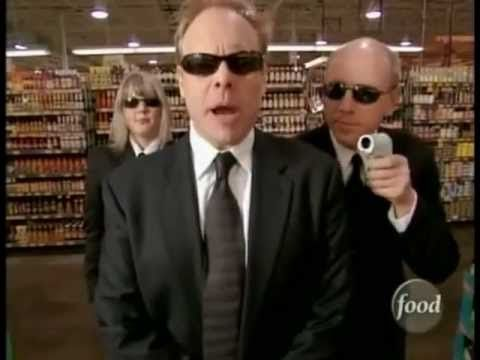 use with food safety lessons with Alton Brown, funny and informative