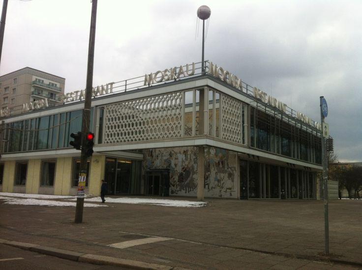 Café Moskau in Berlin, Berlin