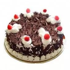 1/2kg Black Forest Cake, Online Cakes, Cheap Cakes