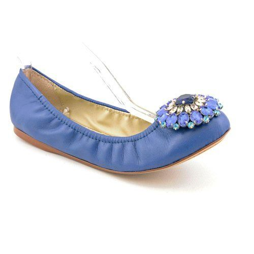 Kelsi Dagger Honoia Ballet Flats Shoes Blue Womens Kelsi Dagger. $79.99
