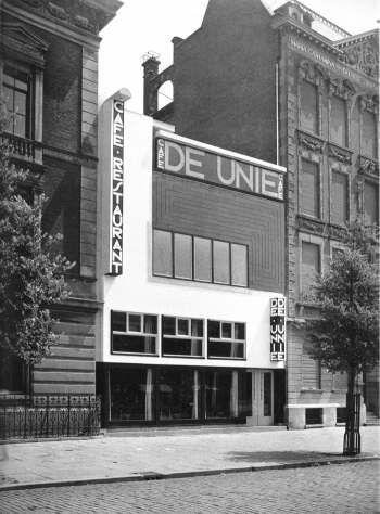 Café de Unie - J.J.P. Oud  - 1924 - Rotterdam
