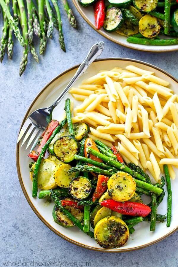 21 Light Vegan Summer Dinner Recipes For Hot Days Summer Recipes
