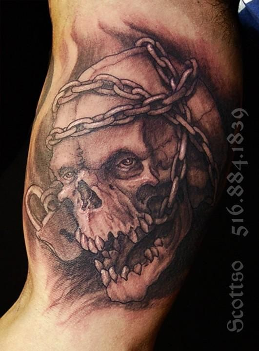 Bicep Tattoos For Men | Biceps Tattoos Pictures and Images ...