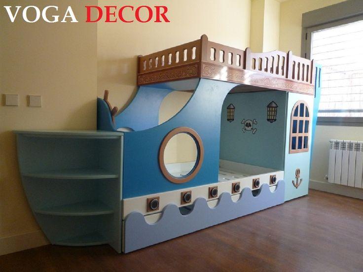 mira lo que voga decor trae para tu engredo juegos dormitorios en forma de