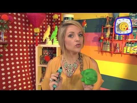 KnutselTV Tip - appeletui knutselen - YouTube