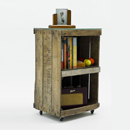 Quirky Bedside Tables 25+ best crate side table ideas on pinterest | crate table, crate
