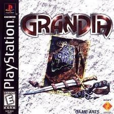 Complete Grandia - PS1 Game