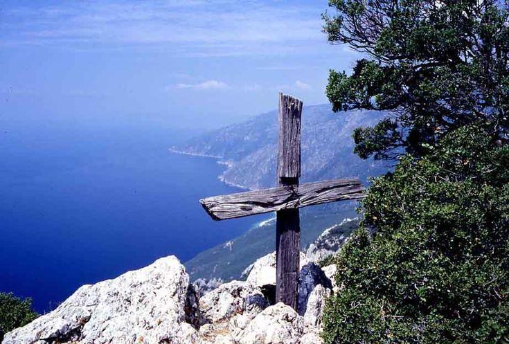 Athos Cross Greece