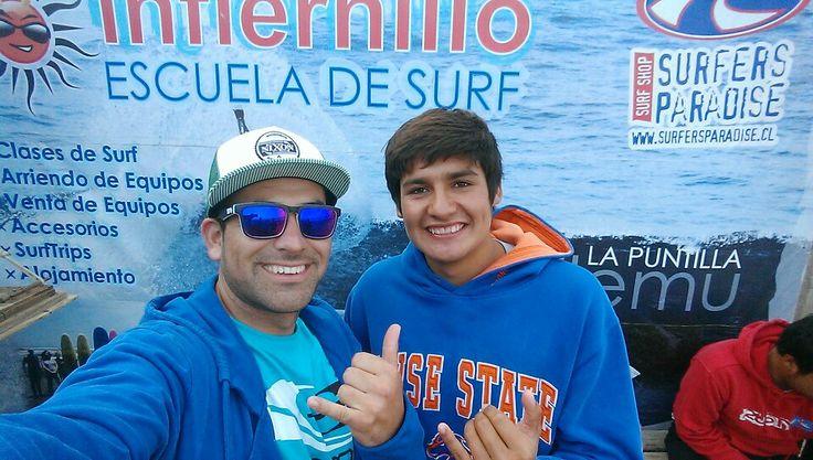Surf school Infiernillo