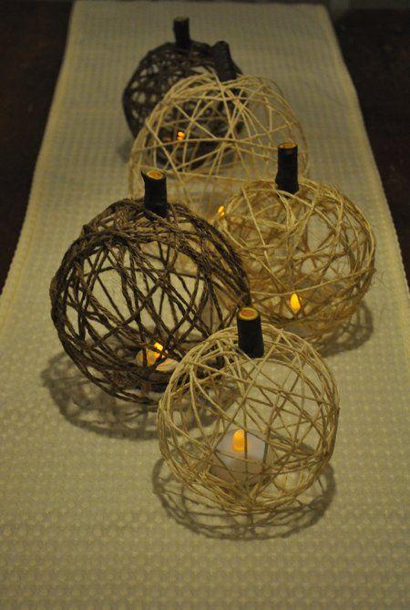 touw pompoenen