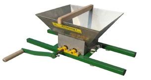 Fruit Pulper Crusher 7 Litres for Cider / Fruit Press Hopper £135