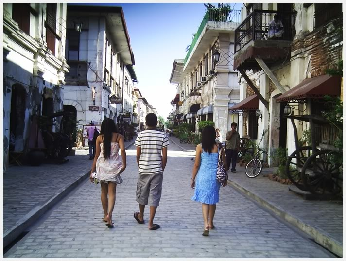 Calle Crisologo, Vigan: Pinoy Pride, Tops, Islands, Philippines