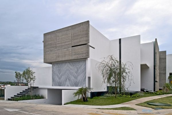 X House by Ricardo Agraz, via Behance