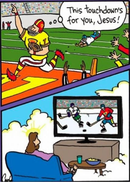 Hockey vs Football